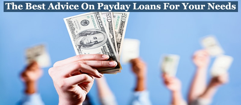 good payday loans